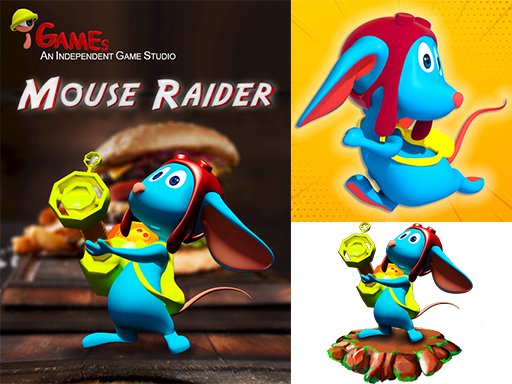 Play Mouse Raider Online