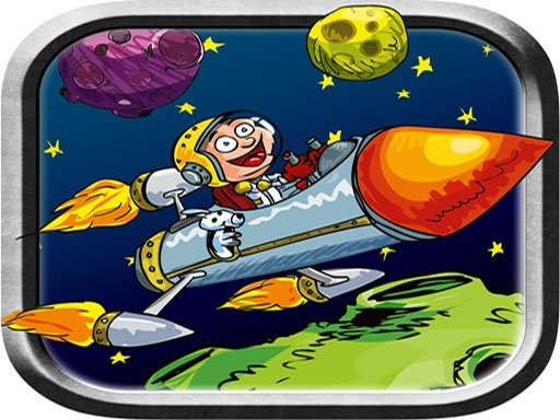 Play Space Rocket 1 Online