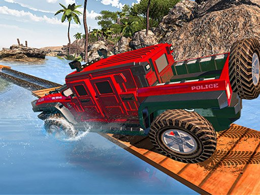 Play Mountain Jeep Climb 4x4 Online