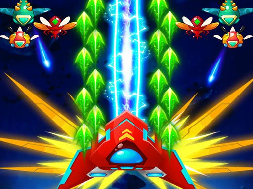 Play Space Shooter 2 Online