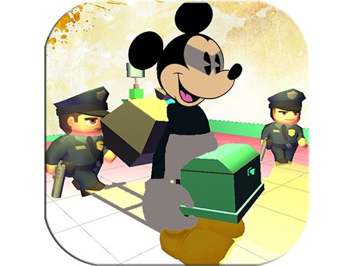 Play Mickey Loot Mouse Online