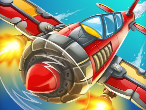 Panda Air Fighter: Airplane Shooting