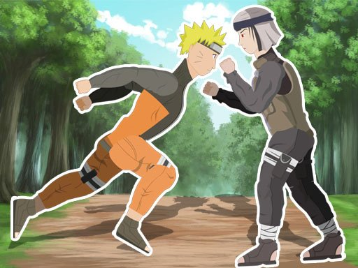 Play ultimate ninja Naruto Runner Online