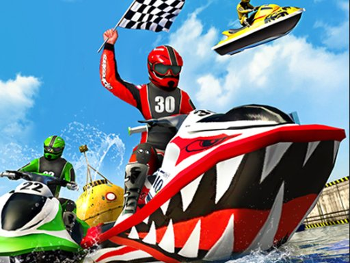 Jet Ski Boat Racing Game
