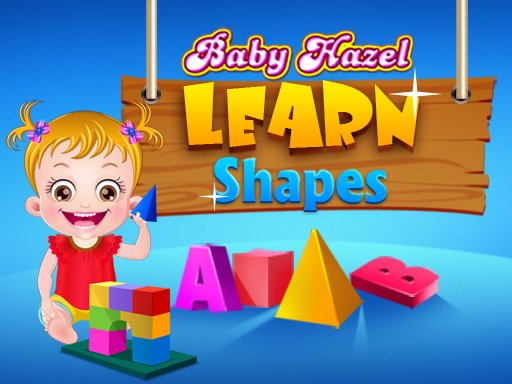 Baby Hazel Learns Shapes