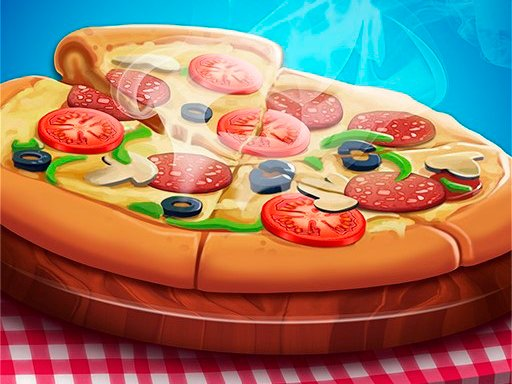 Play Pizza Maker My Pizzeria Online
