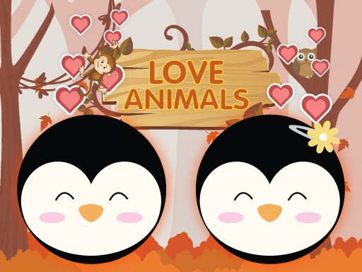 Play Love Animals Online