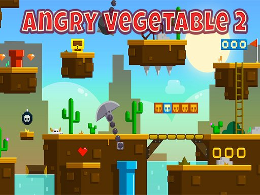 Angry Vegetable 2