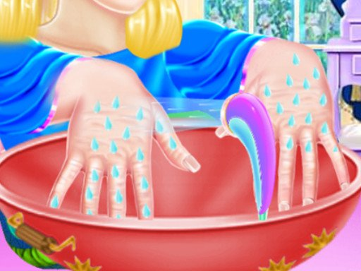 Princess Ella Hand Care