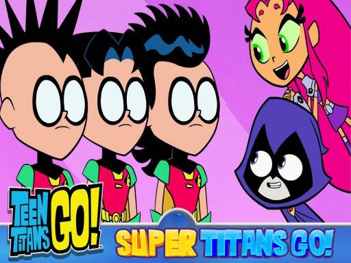 Teen Titans Go Adventures