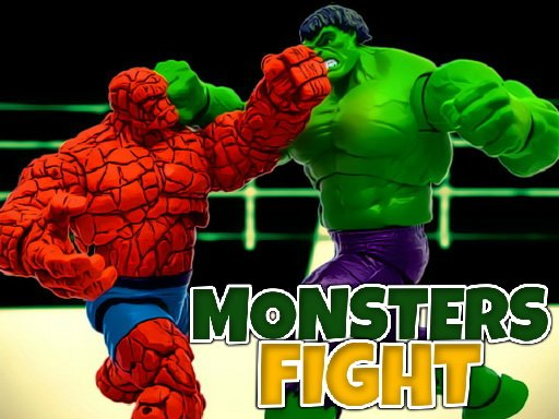 Play Monsters Fight Online