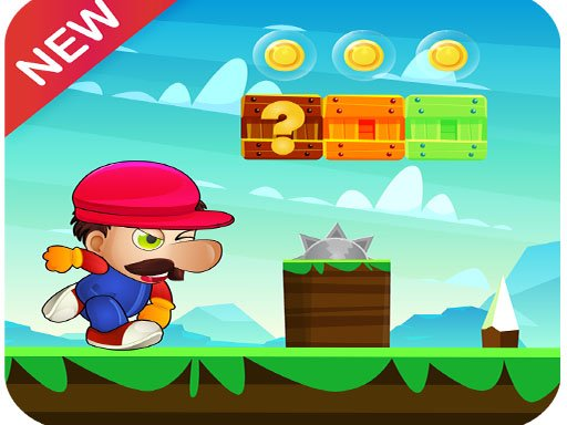 Play Super Mario Jungle World Online