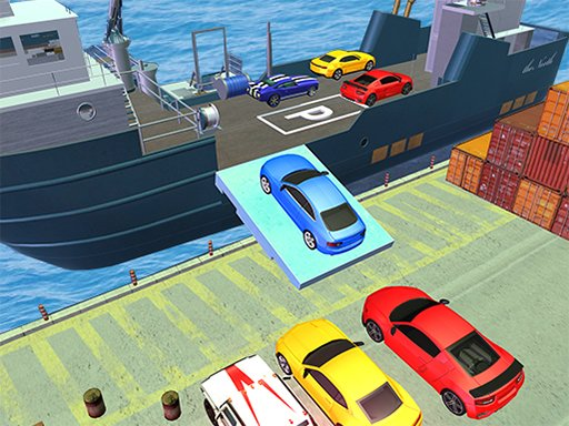 Car Transporter Ship Simulator