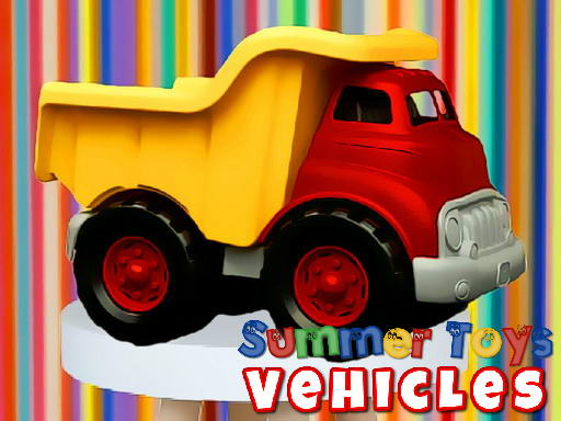 Play Summer Toys Vehicles Online