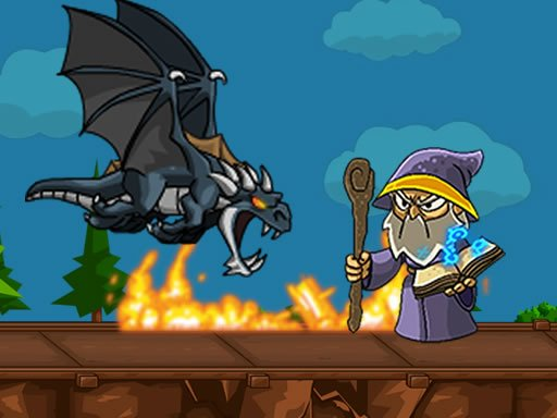 Play Dragon vs Mage Online